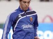 joueur avec seule main pour première fois Liga football