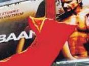 Kareena recouverte d'un saree l'affiche Kurbaan!