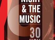 Night Music l'Olympia, novembre
