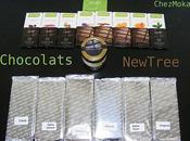 Avalanche chocolat Chez Moka avec Newtree...!
