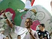 Hommage l'équipe nationale algérienne, dimanche novembre 2009 direct partir 19h00