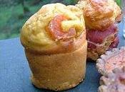 mini muffins pour apéritif dinatoire