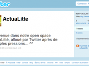 Rejoignez ActuaLitté Twitter page caractères