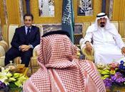diplomatie Française moyen-orient retoquée Arabie Saoudite