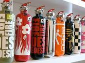 Fire Design revisite l'extincteur