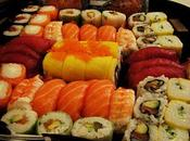 Black box: sushis....