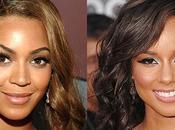 Alicia Keys Beyoncé confirmé