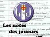 Notes joueurs Nice Toulouse