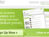 Twitter pour entrepreneurs Sprouter
