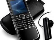 Nokia chine: sapphire 8800 arte, finis problèmes avec votre CECT