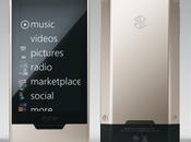 Microsoft confirme Zune йcran OLED tactile