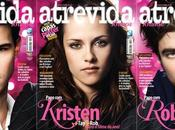 """Cast """"New Moon"""" dans Atervida Mags Covers"""