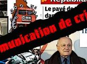 Communication crise, communication sensible, gestion crise
