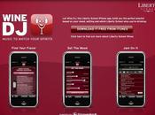 Wine application iPhone pour accords musique-vin