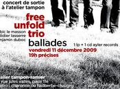 Free Unfold Trio Ballades Atelier Tampon décembre