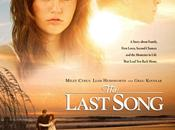 Miley Cyrus 'The Last Song' Nouvelle affiche