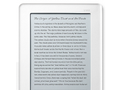 lecteur d'ebooks Story d'iRiver vente chez Waterstone's