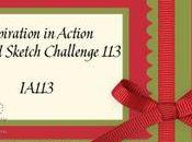 Action Weekend Sketch Challenge IA113