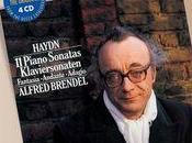 Sonates pour piano Joseph Haydn Alfred Brendel passé supplément d'âme