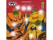 Deuil maturité dans Naruto tome Masashi Kishimoto