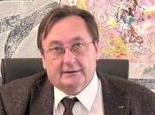 Recteur d'académie Corse Michel Barat présente voeux.