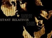Damian Marley Distant Relatives Fake Cover