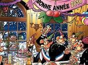 auteurs souhaitent bonnes fêtes Arnaud Toulon