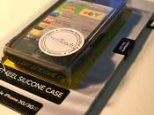 Housse iPhone antibacterienne Proporta