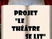 """Projet """"Lire théâtre"""""""