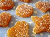 mandarine: pâte fruit sorbet