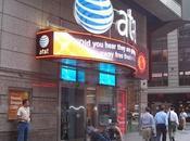 AT&T plus d'iPhone pour York