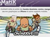 Chahuté Apple, iGoMatik, éditeur numérique débarque