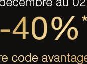 -40% chez Etam…