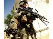 L'armée américaine s'attaque l'ambassade d'Algérie Irak