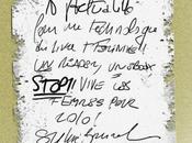 voeux 2010 adressés rédaction Sylvie Brunel