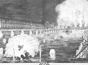 d'artifice politique Paris XVIIIe siècle