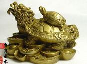 Tortue Dragon dans Feng Shui
