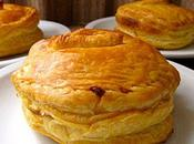 Galette rois bounty (coco-chocolat)