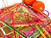 Flan saveur kulfi, mangue pistache
