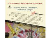 Coup d'envoi 6ème Festival Européen Latin Grec (FELG)