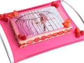 Imprimer photos gâteau
