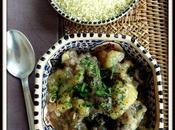 "soleil Maroc notre table ""Under Moroccan sun""-like tagine"