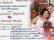 Thailande: Préparation mariage