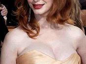 Golden Globes festival poitrines décolletés