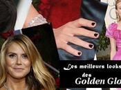 meilleurs looks beauté Golden Globes 2010