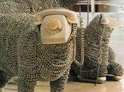 Recyclage vieux téléphones Moutons…