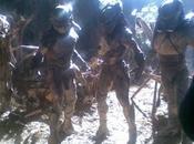 Predators premières images tournage