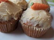 Cupcakes carottes l'ananas-Carrot Pineapple cupcakes