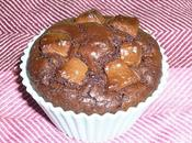 Muffins deux chocolats
