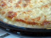 Gratin pâtisson gorgonzola